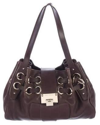 Jimmy Choo Leather Ramona Bag