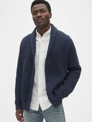Gap Shaker Stitch Cardigan Sweater
