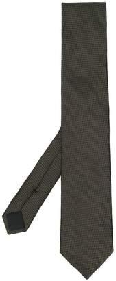 HUGO BOSS micro patterned tie