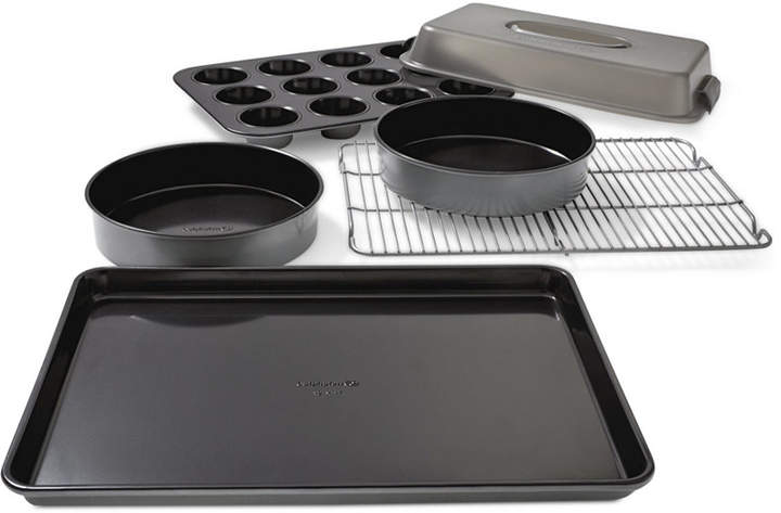 Calphalon Calphalon Signature Ceramic Nonstick 6-Pc. Bakeware Set