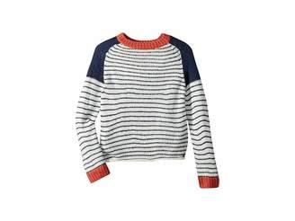 Roxy Kids Halcyon Birds Sweater (Big Kids)