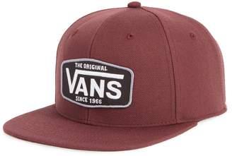 Vans Westgate Snapback Baseball Cap