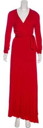 Ralph Lauren Maxi Wrap Dress