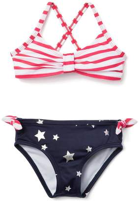 Gymboree Flag 2-Piece Swimsuit