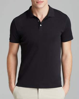 Theory Boyd Census Solid Piqué Polo - Slim Fit