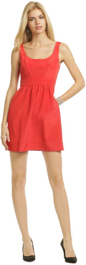 Shoshanna Shuffle Dress