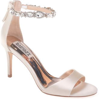 37af8b9fd13 Badgley Mischka Ankle Strap Women s Sandals - ShopStyle