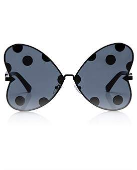 Karen Walker Minnie Bow Sunglasses