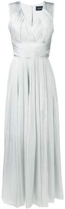 Irina Schrotter long empire-line dress