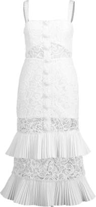 Alexis Lyssa Tiered Skirt Dress