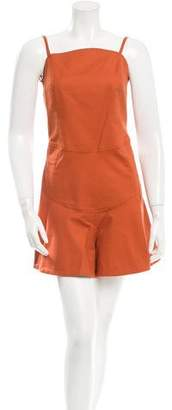 Opening Ceremony Sleeveless Flared Romper w/ Tags