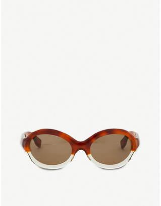 Marni Me629s Oval Sunglasses