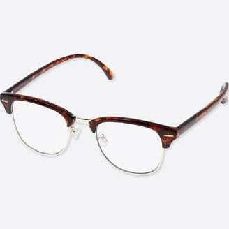 Uniqlo Brow Line Clear Sunglasses