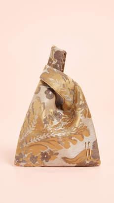 Hayward Venetian Silk Jacquard Mini Shopper