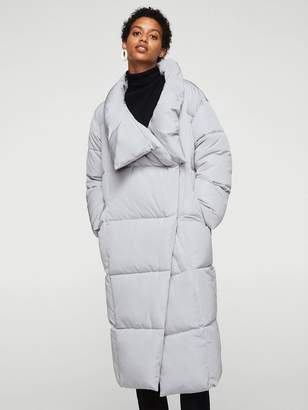 MANGO Padded Coat