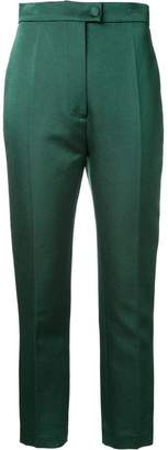 Martin Grant tailored cropped trousers