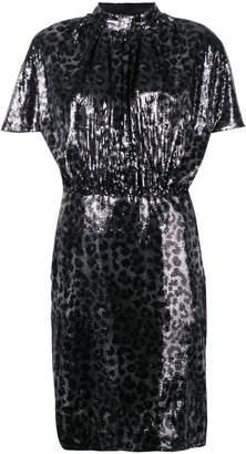 MSGM shortsleeved sequin dress