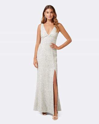 Forever New Mariah Sequin Gown