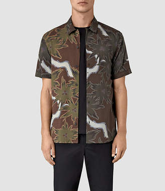 AllSaints Zapata Short Sleeve Shirt