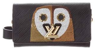 Louis Vuitton 2016 Night Bird Twist Chain Wallet