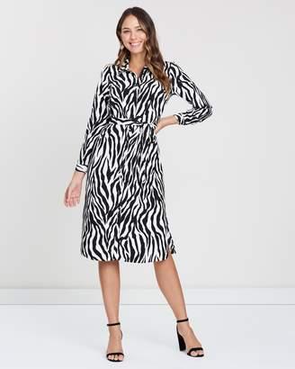 Wallis Print Dresses - ShopStyle Australia 9001cd515
