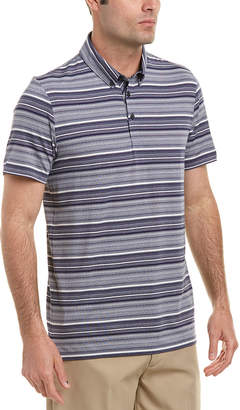 Puma Tailored Multistripe Polo