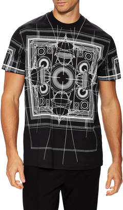 Givenchy Graphic Techno T-Shirt