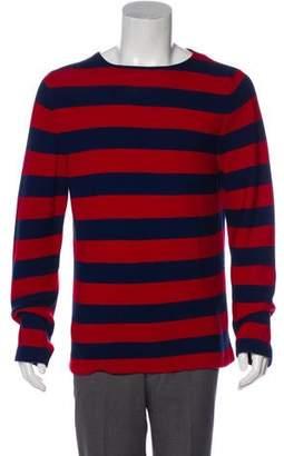 a4a70bd19f4c Gucci Modern Future Striped Sweater