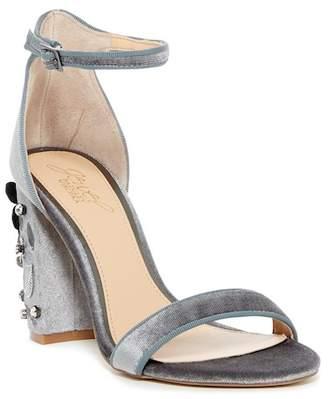 Badgley Mischka Alfreda Ankle Strap Sandal