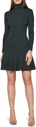 Reiss Mimi Turtleneck Sweater Dress