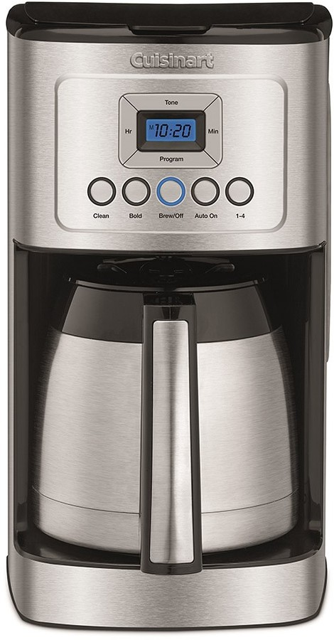 Cuisinart Cuisinart Perfect Temp 12-Cup Programmable Thermal Coffee Maker