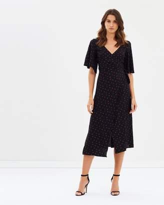 Bec & Bridge Mon Bebe Wrap Dress