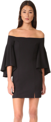 Susana Monaco Cara Off Shoulder Dress $206 thestylecure.com