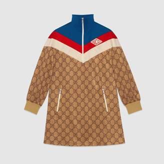 Gucci (グッチ) - GGテクニカルジャージー ドレス