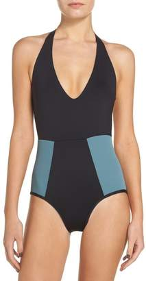 L-Space Fireside One-Piece Swimsuit