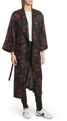A.L.C. York Silk Kimono Jacket