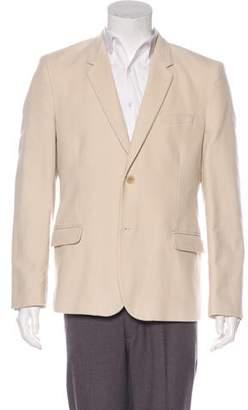 Marc Jacobs Velvet Two-Button Blazer