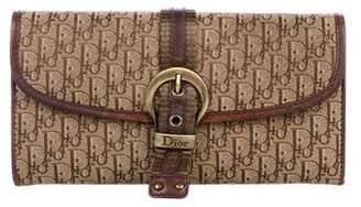 Christian Dior Diorissimo Flap Wallet
