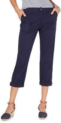 Style&Co. Style & Co. Petite Twill Capri Cropped Pants