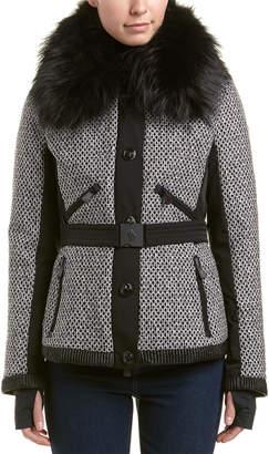Moncler Mongie Wool-Blend Jacket