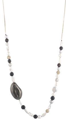 Alexis Bittar Liquid Beaded Single-Strand Necklace