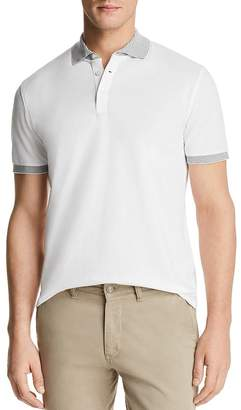 724c21a383020 Bloomingdale s The Men s Store at Mini Piqué Tipped Short Sleeve Polo Shirt  - 100% Exclusive
