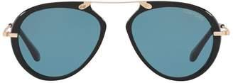 Tom Ford Minimalist Acetate Sunglasses