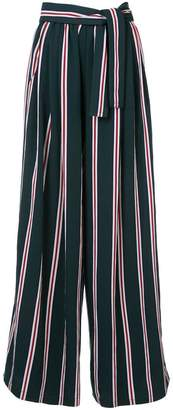 Tome striped palazzo trousers