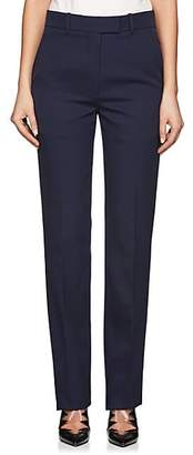 Calvin Klein Women's Wool Gabardine Trousers - Navy
