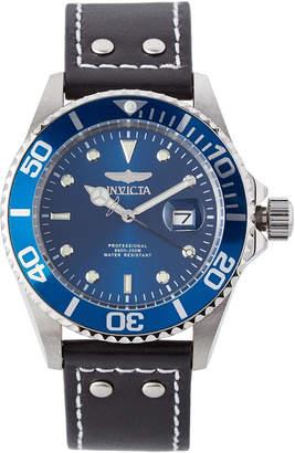 Invicta 22068 Black & Silver-Tone Pro Diver Watch