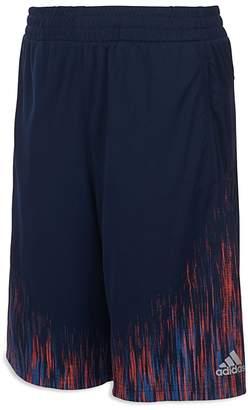 adidas Boys' Vertical Hype Shorts - Little Kid