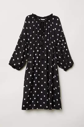 H&M MAMA Dress - Black