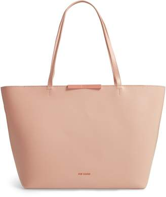 Ted Baker Joycee Bow Leather Tote