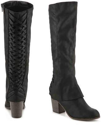 Fergalicious Tootsie Wide Calf Boot - Women's